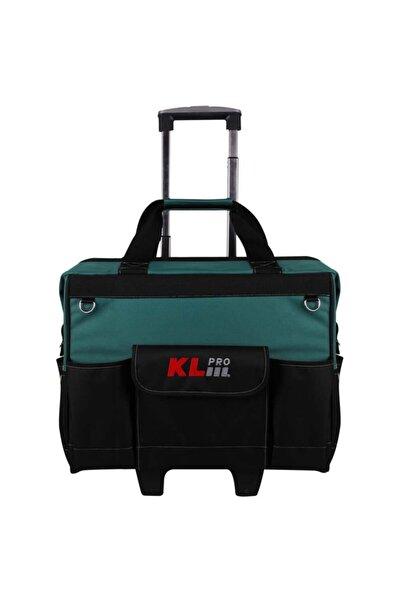 KLPRO Kltct19-t Ağır Hizmet Tipi Bez Alet Taşıma Çantası