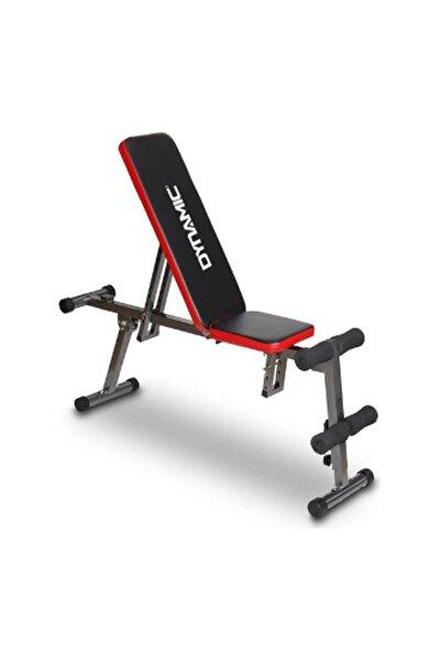 Dynamic Prime Egzersiz Mekik Ağırlık Bench Sehpası