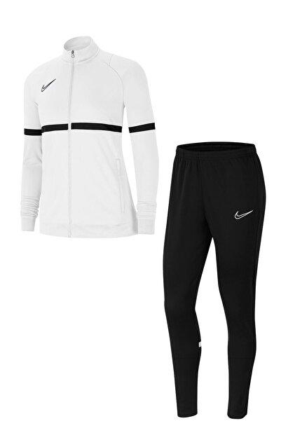 Nike Tk2677-100 Df Acd21 Kadın Eşofman Takımı