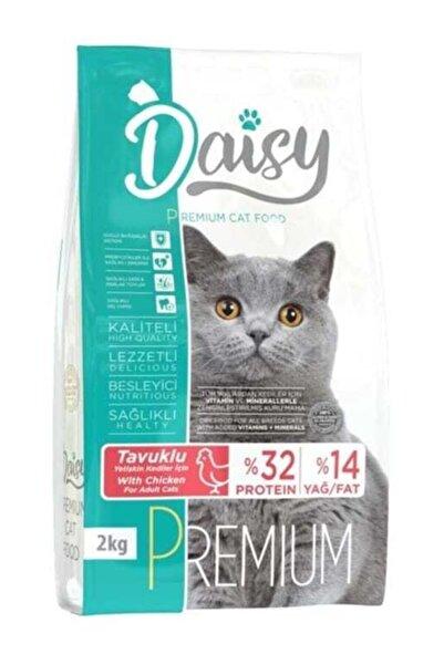 Daisy Premium Tavuklu Yetişkin Kedi Maması 2 Kg