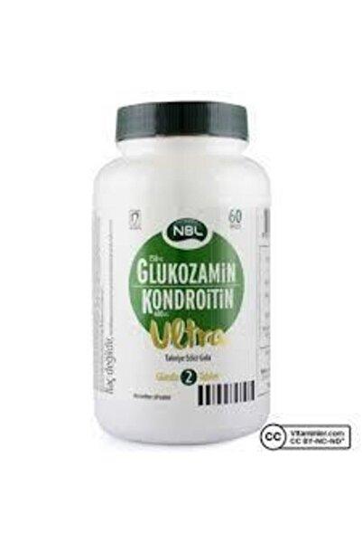 Nobel Nbl Glukozamin Kondroitin Ultra 60 Tablet