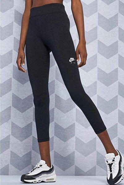 Nike Air 7/8 Leggings Kadın Tayt-siyah