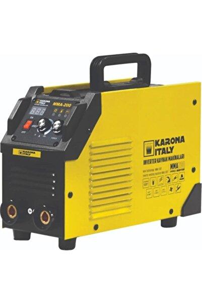 Karona İtaly Karona Italy 200 Amper Inverter Kaynak Makinesi