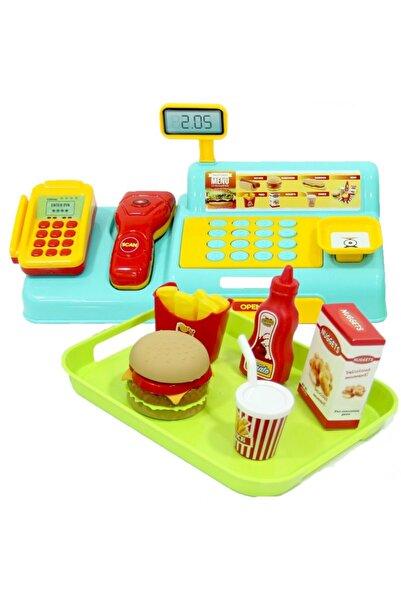 Bayraktar Shop & Joy Ilk Yazar Kasam Burger Menü Seti