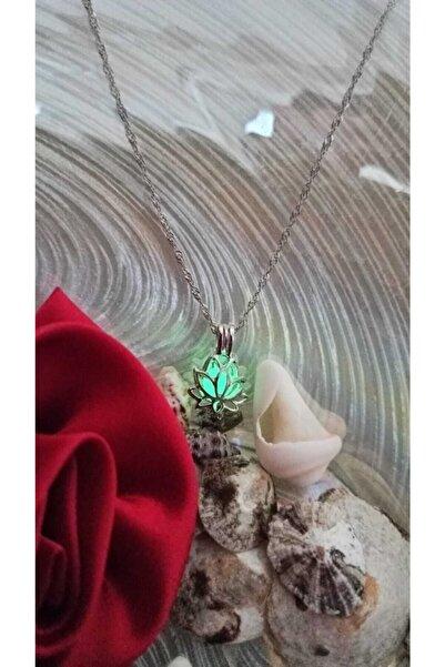 Başyiğit Lotus Çiçeği Kolye