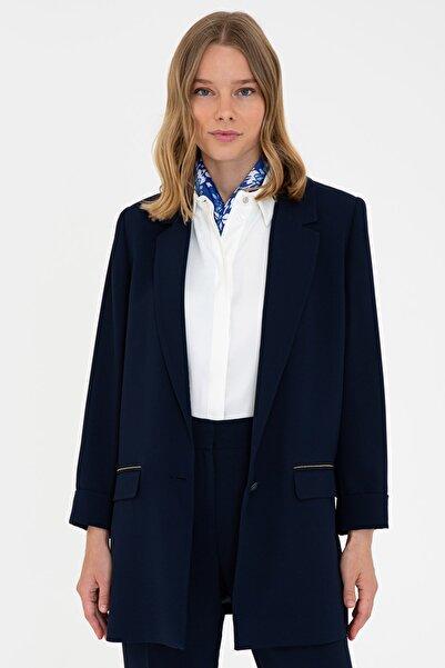 Pierre Cardin Lacıvert Kadın Ceket G022SZ002.000.1310767