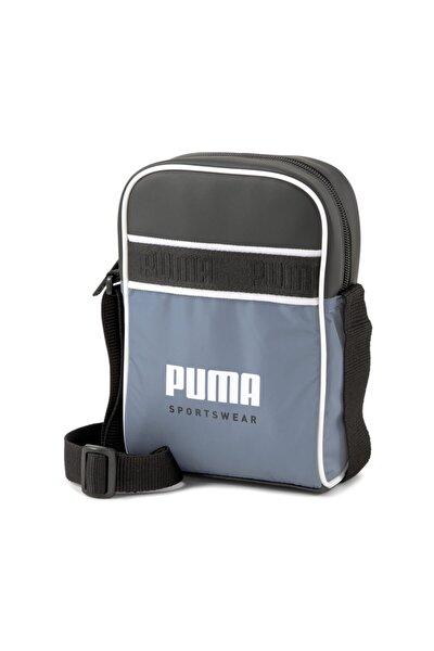 Puma Kadın Çanta Campus Compact Portable - Mavi