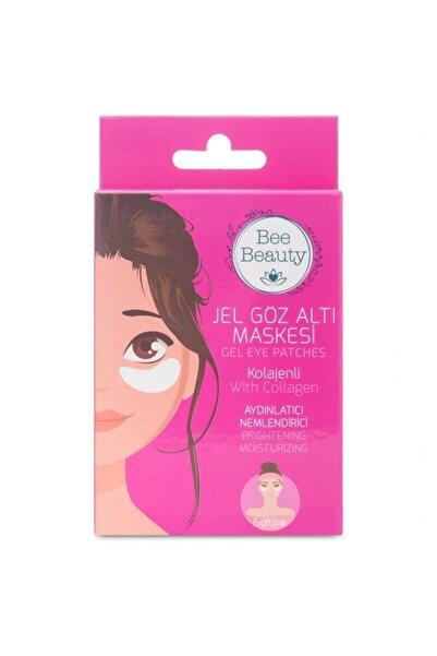 Bee Beauty Jel Göz Altı Maskesi Kolajenli Aydınlatıcı& Nemlendirici