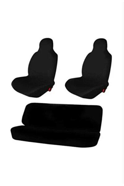 H&B Design Otomobil Servis Kılıfı Likralı Esnek Siyah Tüm Araç Modellerine Uygundur
