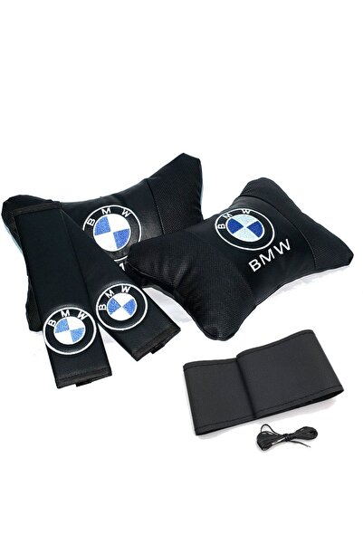 MOPS Bmw E90 2005-2013 Premium Konfor Seti Yastık Kemer Kılıf