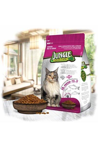 Jungle 1,5kg Kedi Maması Somon