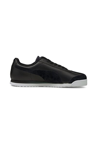 Puma Erkek Siyah Ferrari Roma Günlük Ayakkabı 30676601
