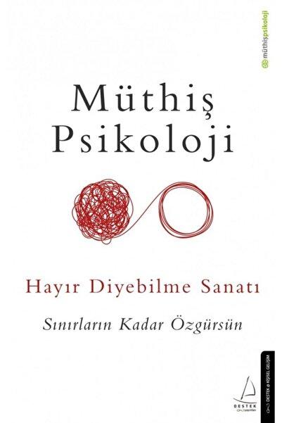 Karakarga Yayınları Hayır Diyebilme Sanatı - Müthiş Psikoloji