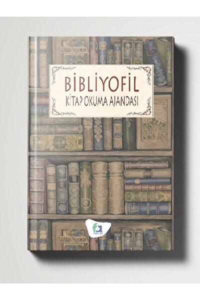 Fa Yayınları Bibliyofil Kitap Okuma Ajandası