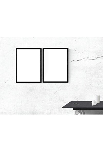 CAM 2'li 30x42 (a3) Resim Çerçeve Seti