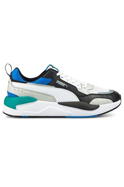 Puma X-ray 2 Square Unisex Beyaz Günlük Stil Ayakkabı 37310828