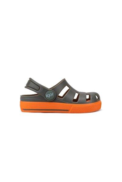 IGOR S10284-042 Ola Combı Kaki Naranja Sandalet