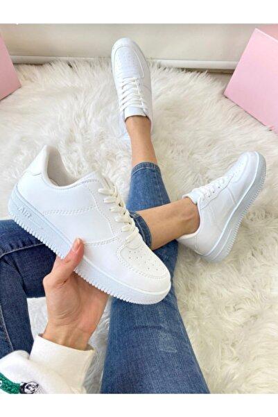 bolella Unısex Beyaz Sneaker