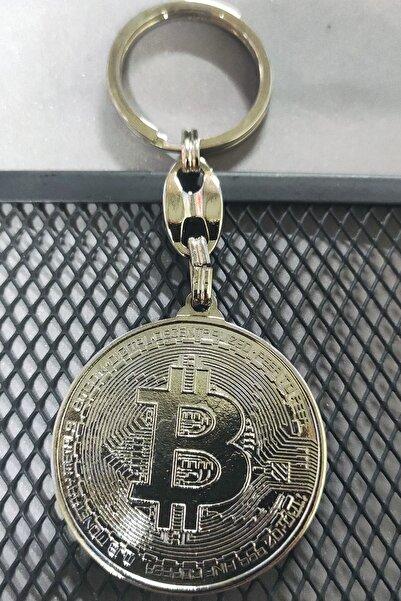 DMR Metal Bitcoin Anahtarlık
