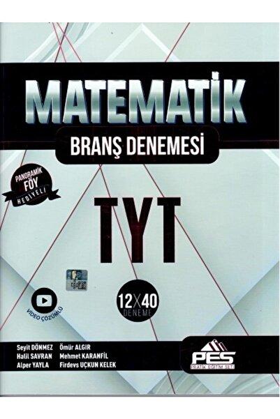 Pes Yayınları Tyt Matematik 12 X 40 Branş Denemesi 2021