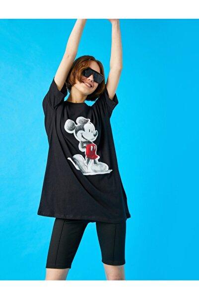 Koton Mickey Mouse Tişört Lisanslı Pamuklu