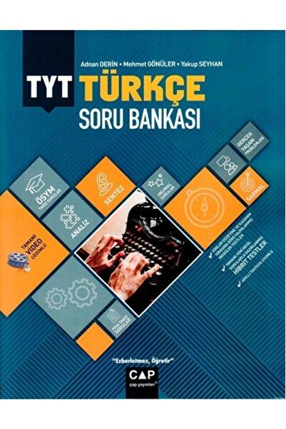 Çap Yayınları Çap Tyt Türkçe Soru Bankası Yeni 2022