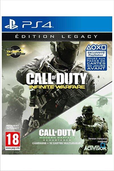 ACTIVISION Call Of Duty: Infinite Warfare - Playstation 4 Oyunu