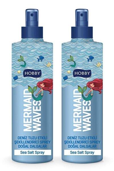 Hobby Mermaid Deniz Tuzu Spreyi 250ml X 2