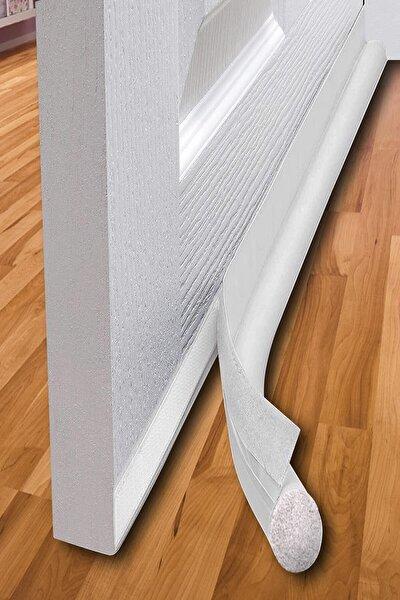 Ankaflex Kapı Altı Rüzgar Önleyici Sünger Fitil 2 Adet Beyaz Renk 90 cm