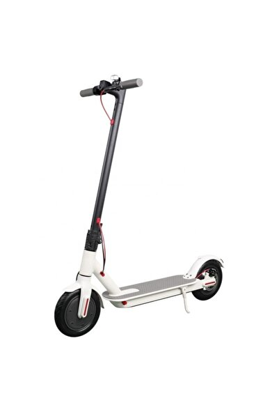 MİPAO Mobil Uygulamalı Beyaz Elektrikli Katlanabilir Scooter 350 Watt 7.8ah Mwd-wt000 Martı