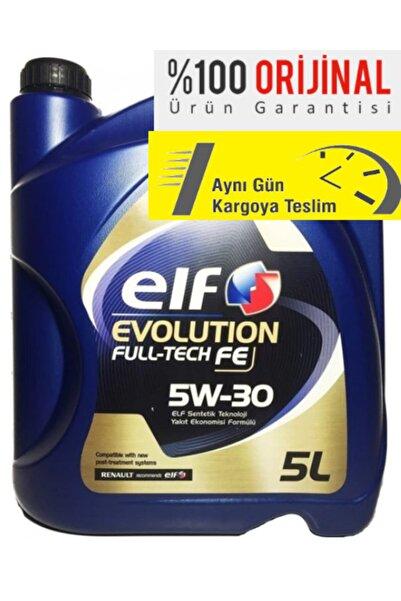 ELF Evolution Fulltech Fe 5w-30 - 5 Litre Dpfli Motor Yağı (ÜRETİM YILI: OCAK 2021)