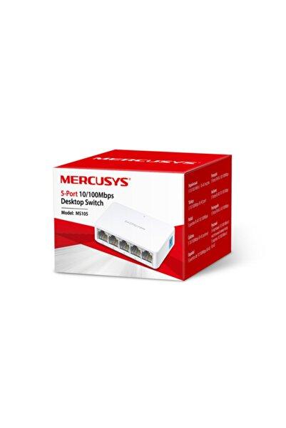 Mercusys Ms105 5-port 10/100mbps Tak Ve Kullan Switch