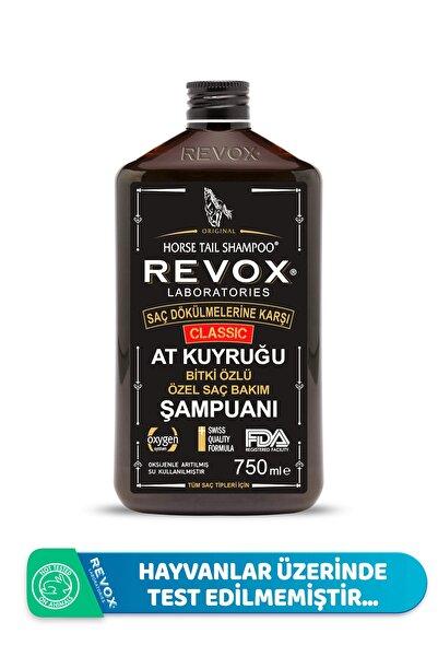 Revox At Kuyruğu Bitki Özlü Saç Bakım Şampuanı 750 ml 869742964068