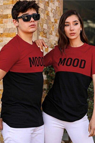 giyinbizden Sevgili Kombini Tişört Mood ( Fiyatlar 1 Adet Içindir )