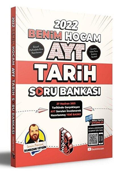 Benim Hocam Yayınları 2022 Ayt Tarih Soru Bankası