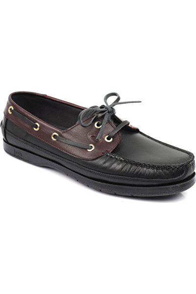 Dexter Tarzı, Hakiki Deri Ortopedik Pedli Tabanı Çikolata Kokan Loafer Ayakkabı