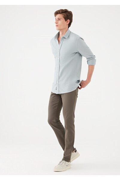 Mavi Marcus Gri Gabardin Pantolon