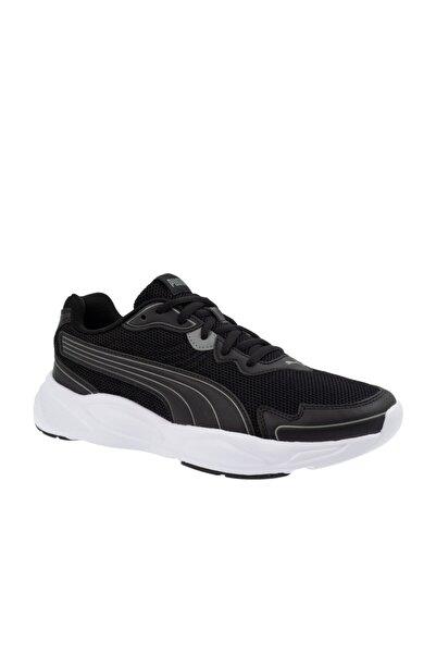 Puma 90s Runner Nu Wave Erkek Siyah Spor Ayakkabı 373017-01