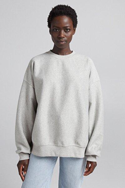 Bershka Oversize Sweatshirt