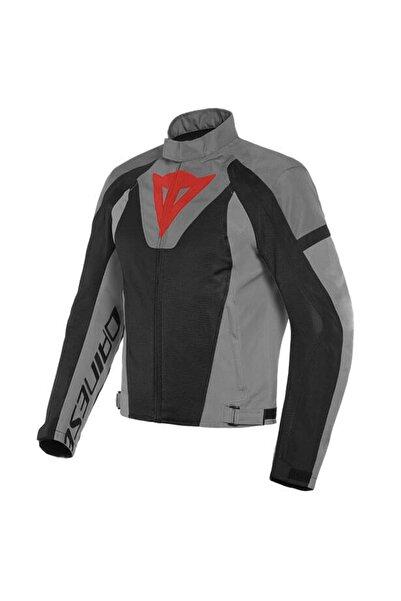 Dainese Levante Air Tekstil Mont Black Anthracite Charcoal Gray