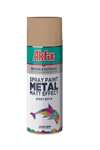 Akfix Altın Akrilik Sprey Boya 400 ml