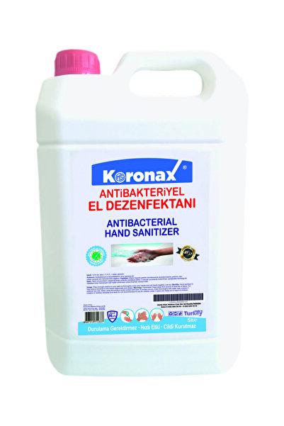 KORONAX Antibakteriyel Alkollü El Ve Cilt Dezenfektanı 5 L