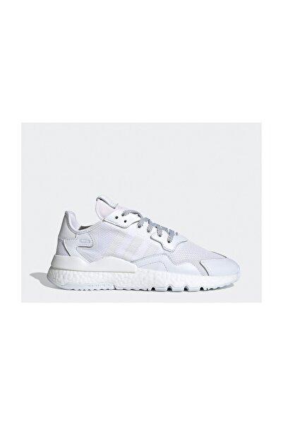 adidas Nite Jogger Unisex Beyaz Spor Ayakkabı