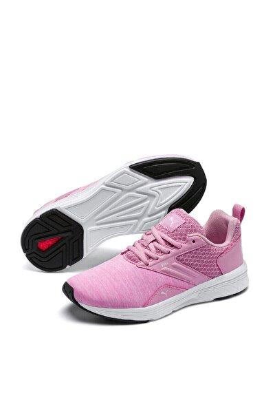 Puma Nrgy Comet Jr Beyaz Pembe Sneaker Ayakkabı 100414550
