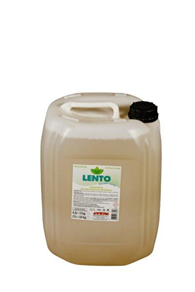 Lento Endüstriyel Bulaşık Makinası Deterjanı 25 Kg