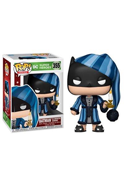 Funko Pop Heroes Dc Holıday Scrooge Batman Fıguru
