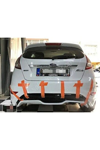 Gtm Fiesta Arka Ek 2008-2016  Ford Fiesta Arka Tampon Eki
