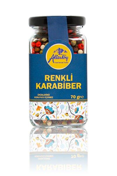 Aktarköy Renkli Karabiber 70 gr