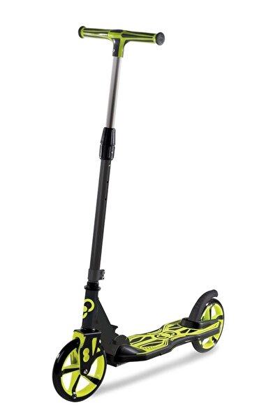 Furkan Unisex Cool Wheels 12 Scooter Neon Yeşil