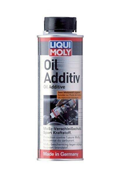 Liqui Moly Mos2 Yağ Katkısı 200 ml